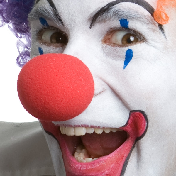 Nose Clown Red Creative Costumes