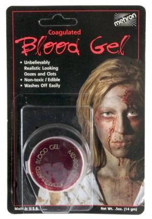 Blood gel mehron