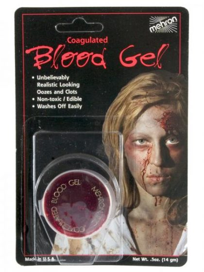 Blood gel mehron