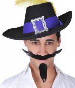 muskateer hat