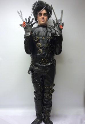 scissor hand costume