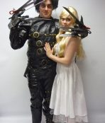 scissorhands couple