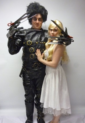 scissorhands couple