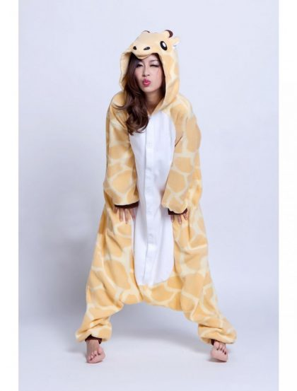giraffe animal costume