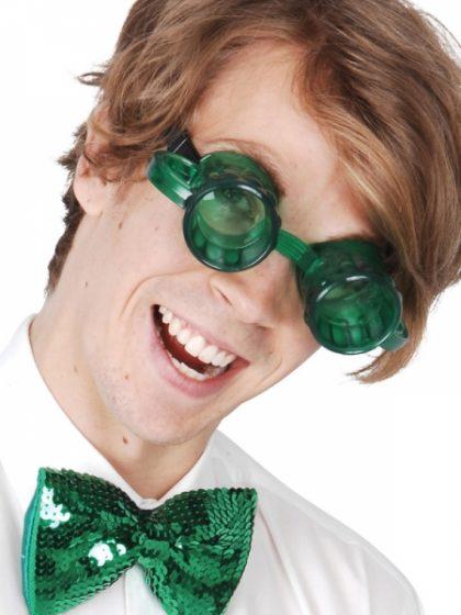 beer glasses Irish