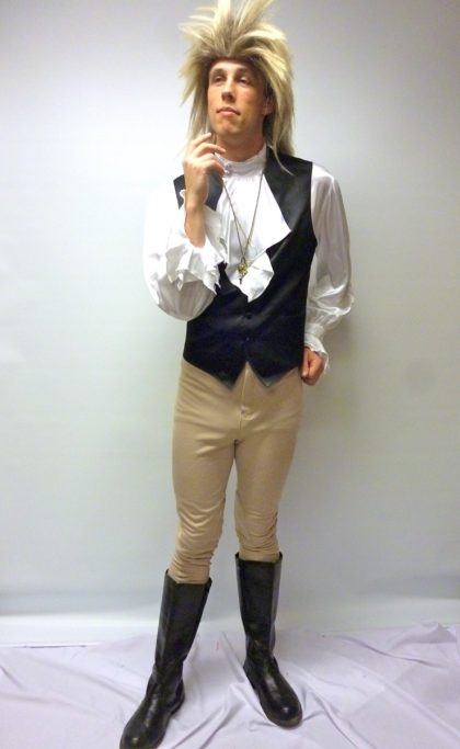 labyrinth costume