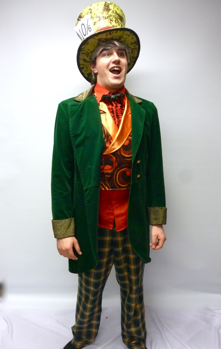 Mad hatter costume creative costumes