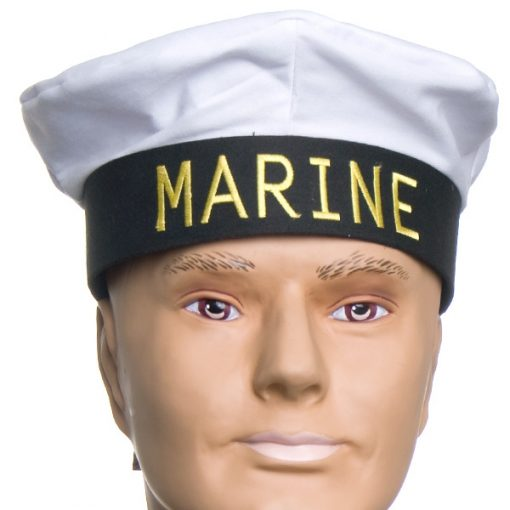 naval marine cap