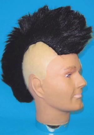 mohawk wig