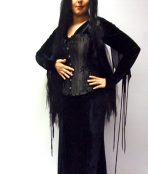 Morticia adams costume