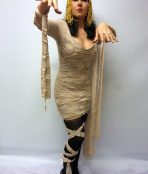 Girl mummy costume