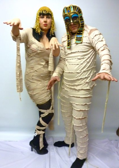 mummy egyptian costumes