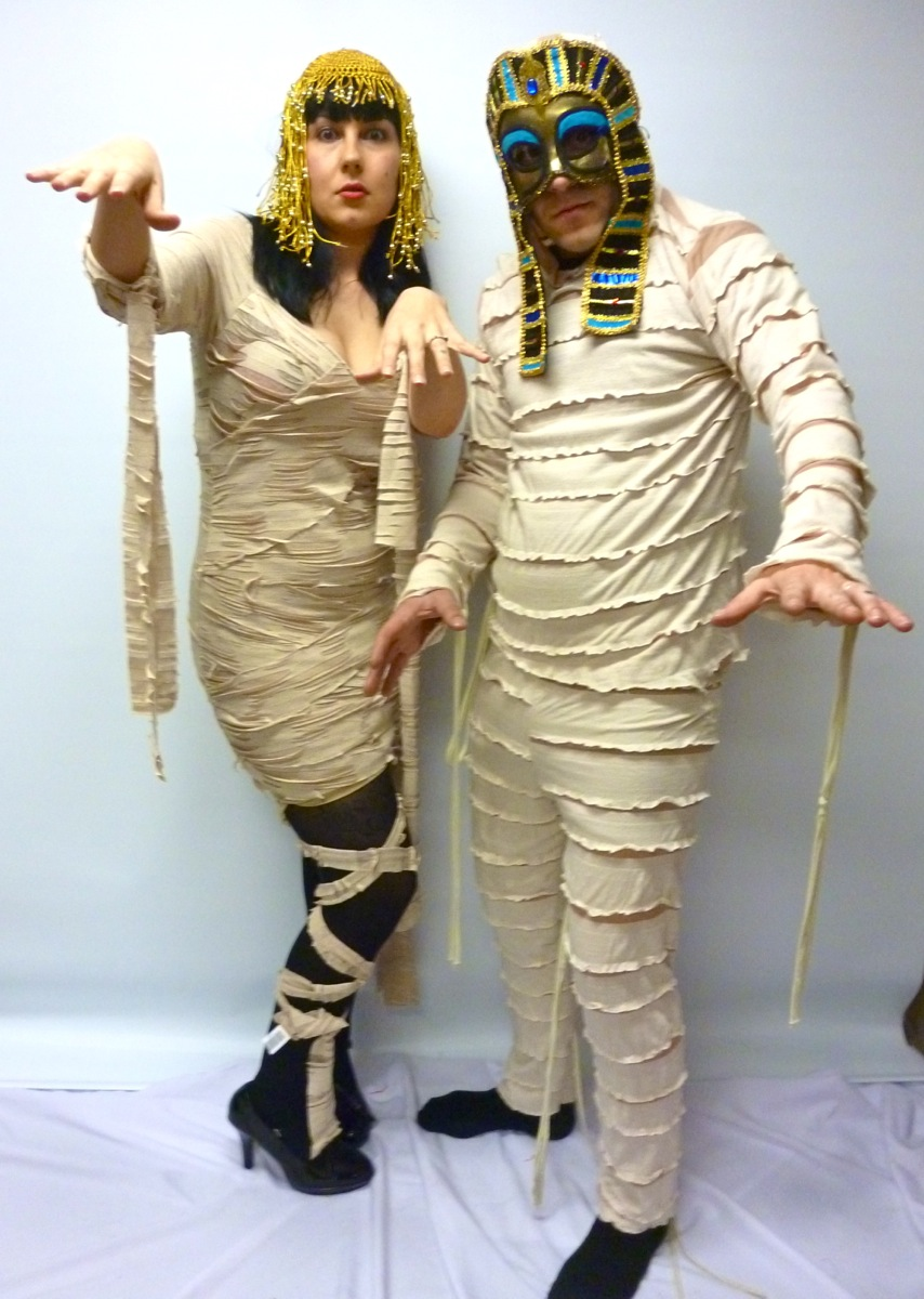 Egyptian Mummy Costumes Creative Costumes