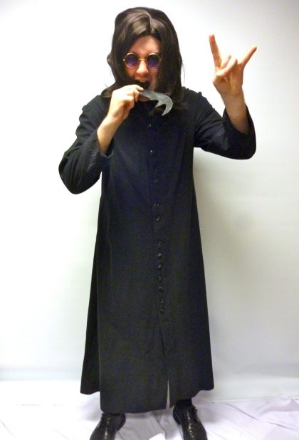 Ozzie costume
