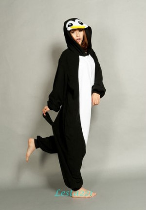 animal penguin costume