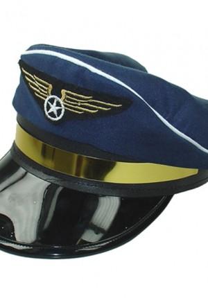 Pilot cap navy