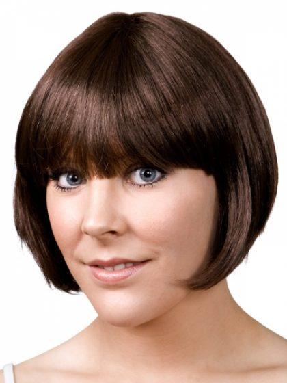 brown bob wig