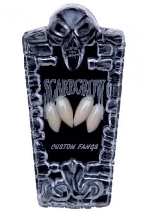 shredder fangs teeth