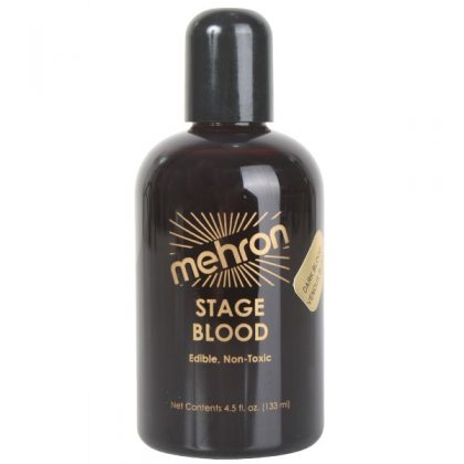 stage blood bottle