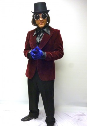 Johnny Depp costume