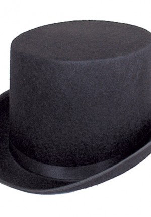 black top hat mens