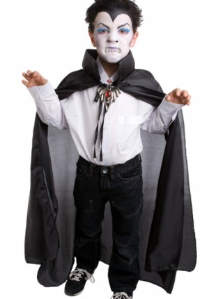kid black cape