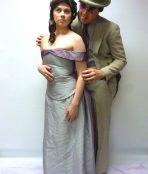 dracula costume couple