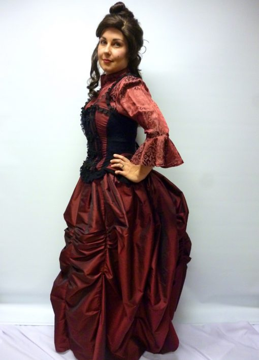 Mina dracula costume