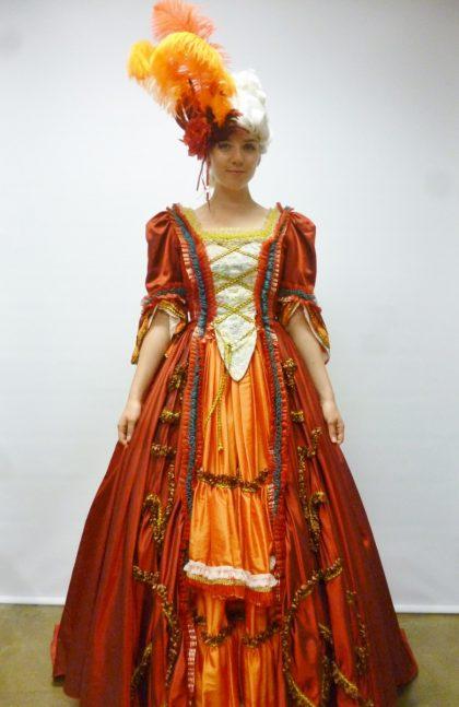 marie antoinette 18th century 1700 masquerade