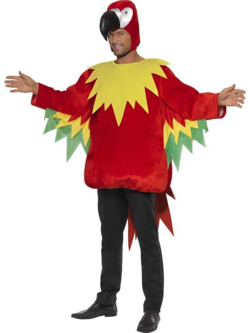 Parrot costume adult