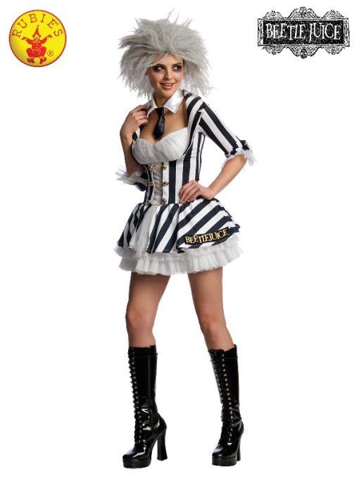 beetlejuice girls costume