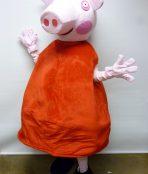 Peppa Pig Mascot Costume