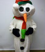 Christmas Snowman Costume