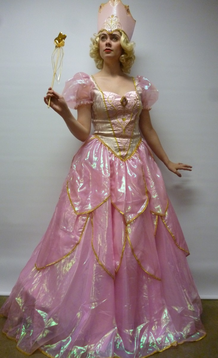 Glinda the Good WitchCreative Costumes