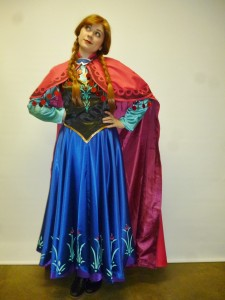 Anna Frozen Costume