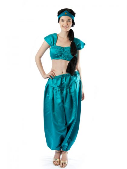 arabian girl costume
