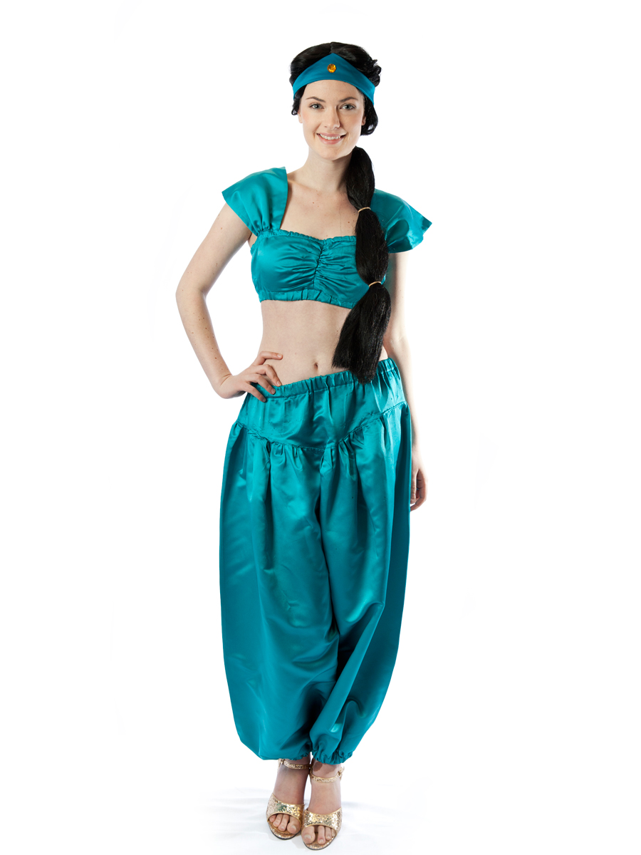 sc 1 st  James Prix & Disney Princess Jasmine Costume Girls