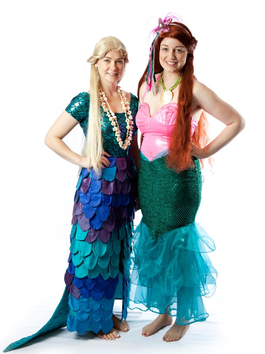 Ariel costume  sc 1 st  Creative Costumes & Under the Sea Mermaid costumes -Creative Costumes
