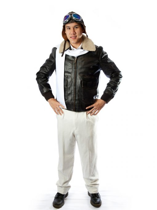 Flying Ace costume