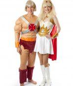 He man couple costume