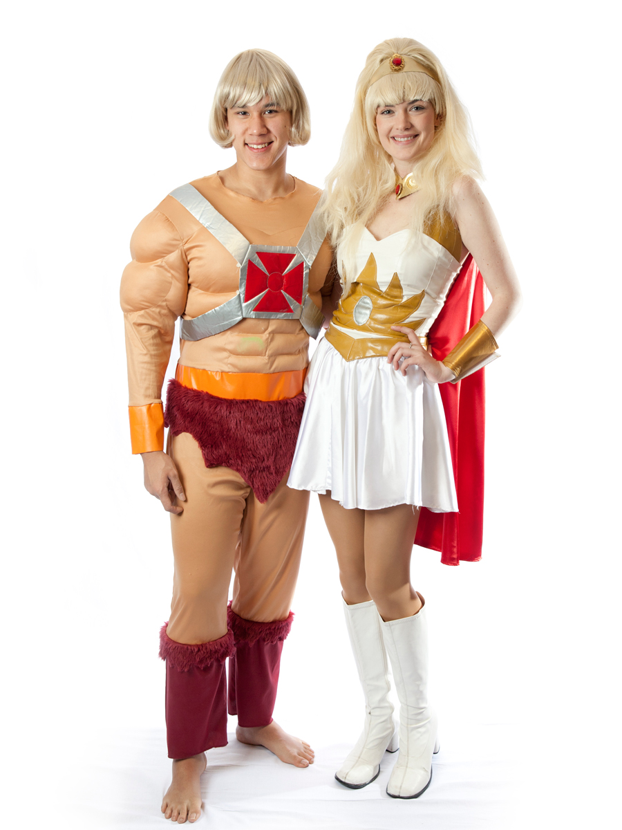 he man and she ra costumes creative costumes. Black Bedroom Furniture Sets. Home Design Ideas