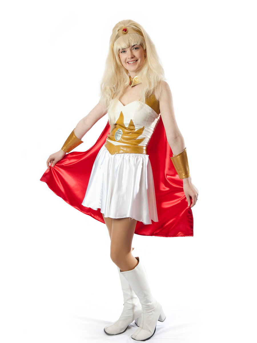 She ra costume  sc 1 st  Creative Costumes & She-ra Costume -Creative Costumes