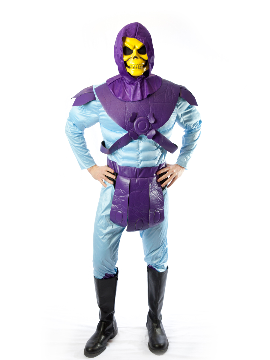 Skeletor Costume -Creative Costumes