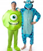 monsters inc couple costume