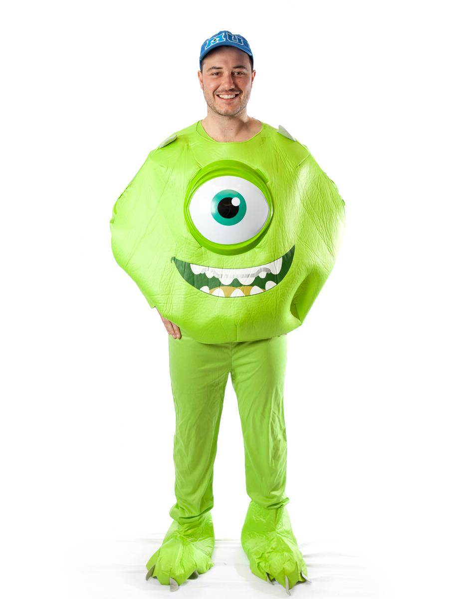 5782114d47b6 Mike Wazowski Costume -Creative Costumes