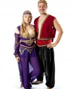 Arabian nights costume