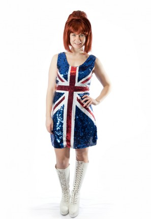 ginger geri halliwell spice girls spice world 0s girl band