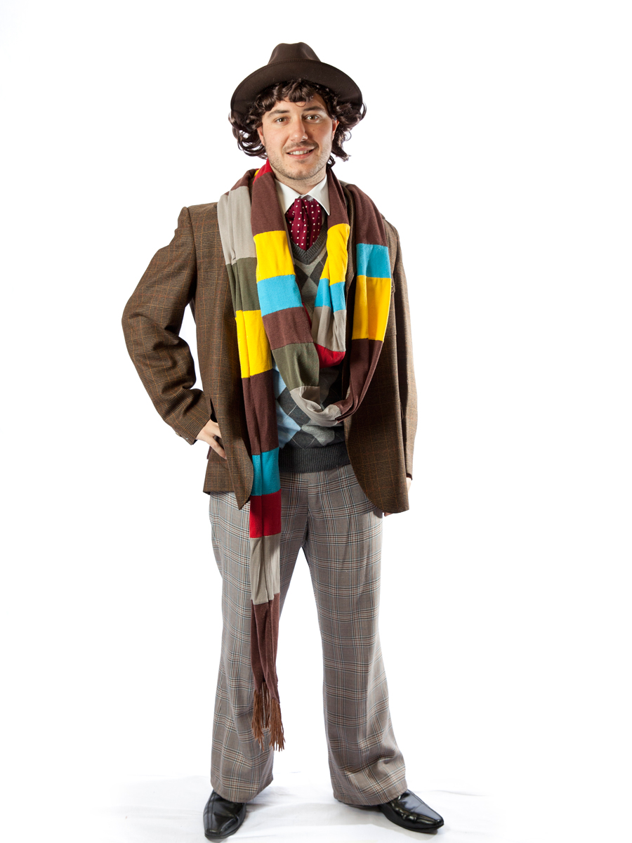 Dr Who costume  sc 1 st  Creative Costumes & Dr Who Fourth Doctor costume -Creative Costumes