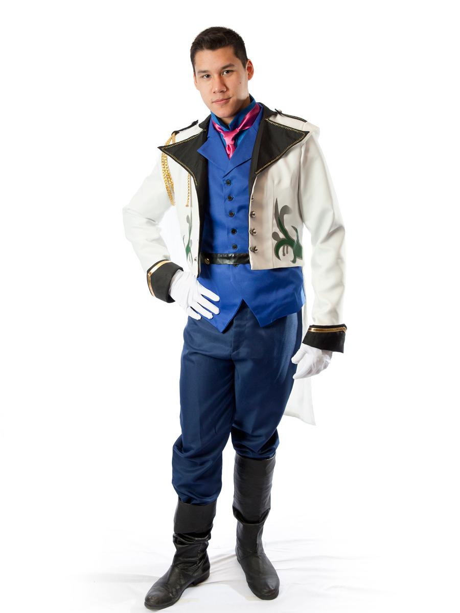 Prince Hans Frozen Costumecreative Costumes