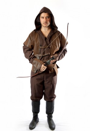 arrow hero hunter robin hood
